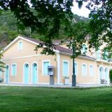 Poros Community Center (Houses the Infirmary and the Cultural Center)