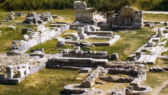 Heraion Of Samos Gtp