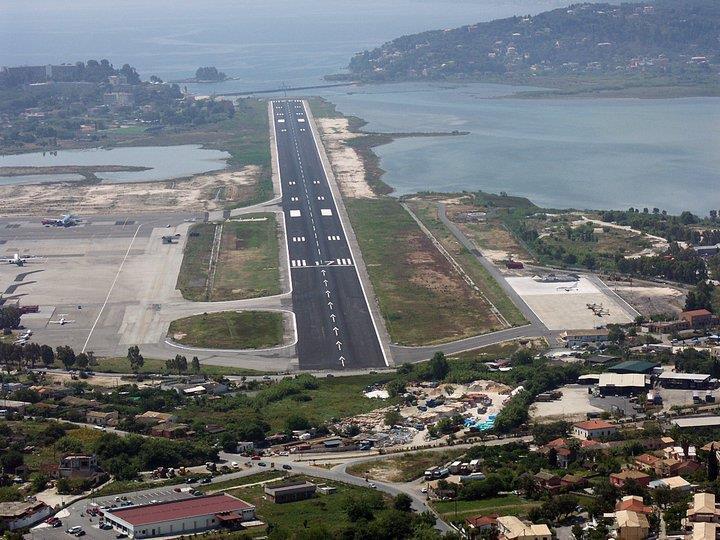 Corfu International Airport Gtp
