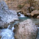 Chrousias river, Sirako