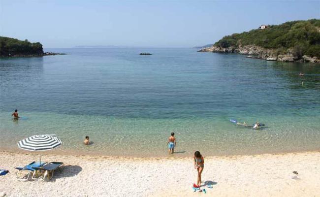 AGIA PARASKEVI (Beach) THESPROTIA - GTP