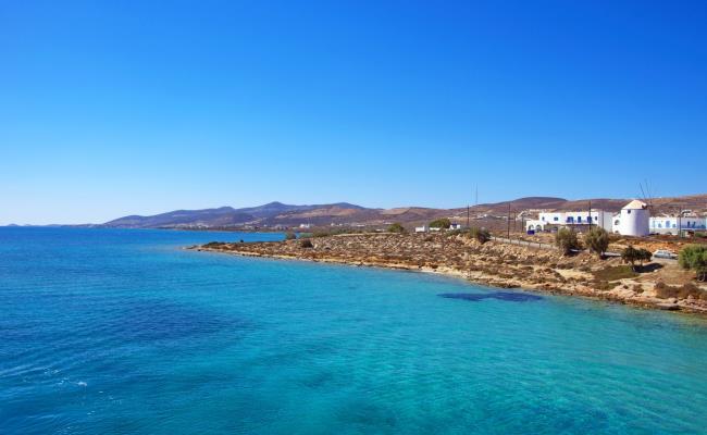 Antiparos beach greece - 2 part 9