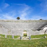 Dodoni Ancient Theatre