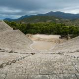 Theatre of Asklepieion at Epidaurus (4th c. BC)
