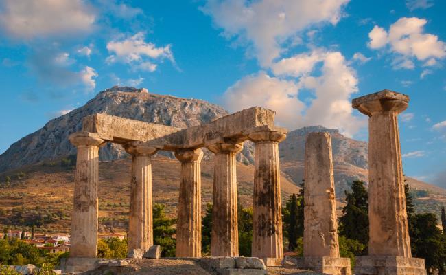 Αποτέλεσμα εικόνας για Αρχαία Κόρινθος