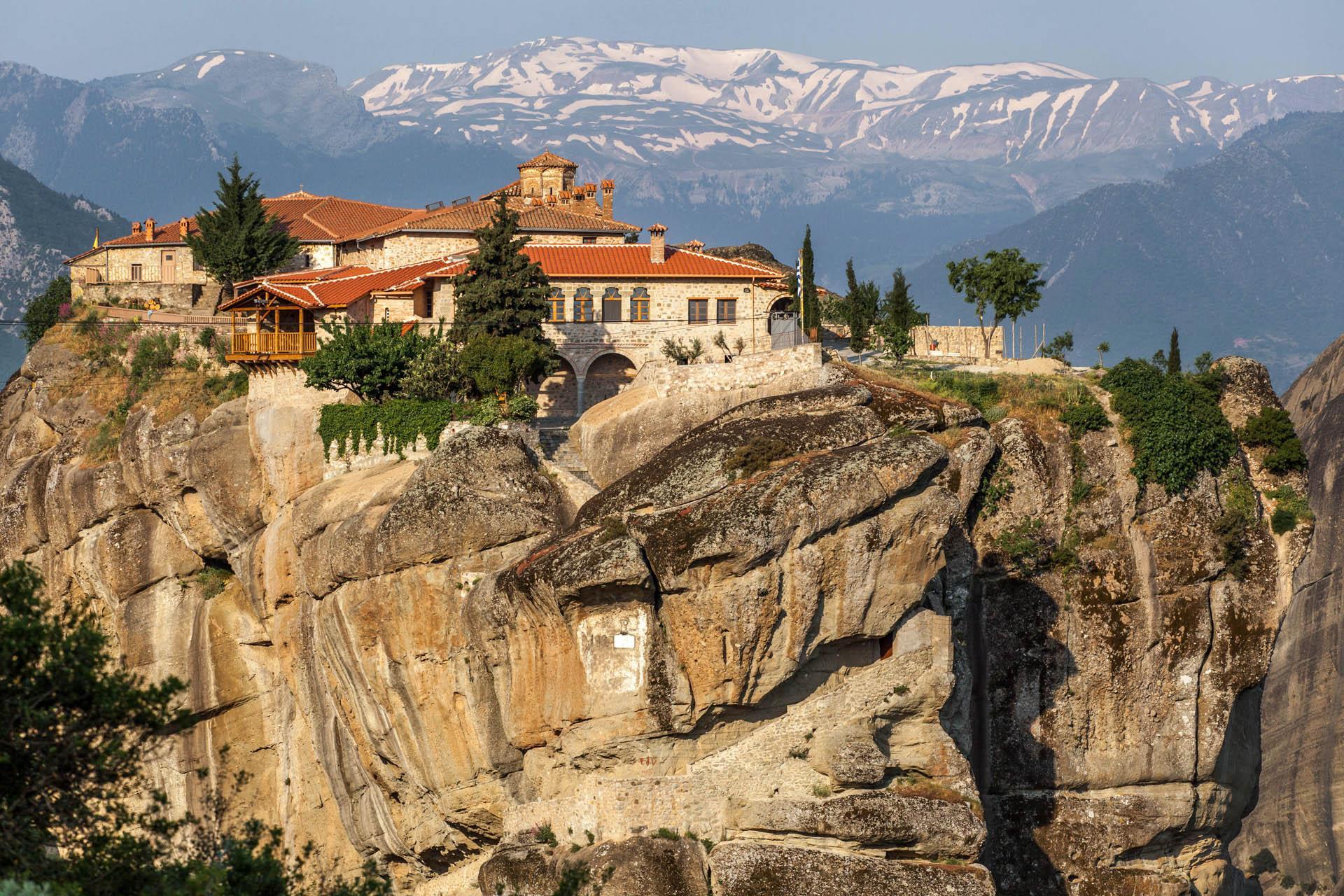 Monastery of Agia Trias Meteoron
