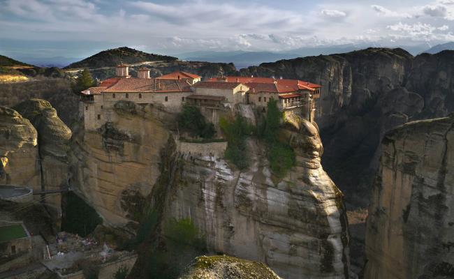 Monastery of Agii Pantes Varlaam