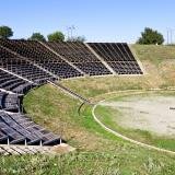 The Hellenistic Theatre of Dion, replaced in the 2nd half of 400 BC the old classic theater, where Vakhes of Euripides performed for first time.