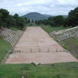 Ancient stadium of Asklepieion at Epidaurus