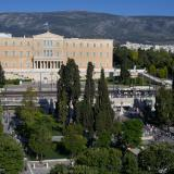 Hellenic Parliament and Constitution Square