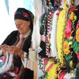 Karpathos traditional scarfs