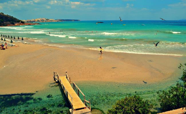 ALMIROS (Beach) AGIOS NIKOLAOS - GTP