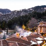 View of Trikala from Pliadon Gi Hotel