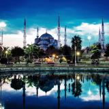 Blue Mosque (called Sultanahmet Camii)