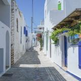 Alley at Hora