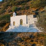 Agios Eleftherios church at Leon footpath