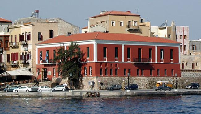 Maritime Museum of Crete - GTP