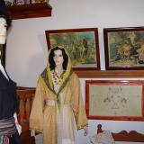 Local costumes at Antimachia Traditional House