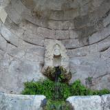 Fountain at Asklipiio