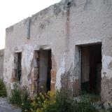 Abandoned house at Assomatos settlement