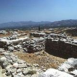 The altar on the Acropolis, Gortyn