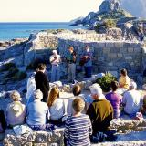 Concert at the Early-Christian basilicas of Agios Stefanos