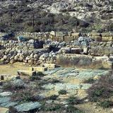 The Minoan villa in Amnisos