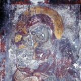 A fresco in Agios Georgios Church, Vori