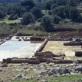 The Central Court and West Wing of the palace, Zakros