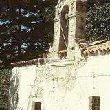 The belfry of the Panagia Church, Kissos