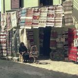 Traditional handicrafts in the village of Anogia