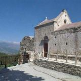The church of the Panagia Vriomeni Monastery Meseleri