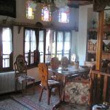 Interior of traditional house