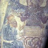 The donor of Michael Archangelos in the church in Asomatos