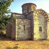 The Byzantine church of Agios Dimitrios, Agios Dimitrios