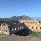 The Turkish castle in Aptera