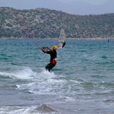 Ideal beaches for windsurfing and kite surfing
