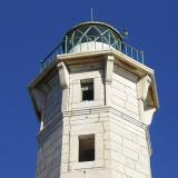 Detail from the lighthouse