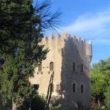 The historic castle of Tzanetaki Grigoraki family
