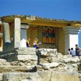 Knossos, the palace
