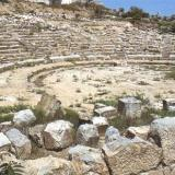 Orchomenos, theater of Hellenistic date has been discovered recently, close to the tholos tomb at Orchomenos