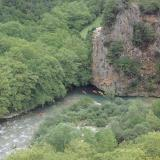 The Voidomatis river