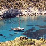Alonissos, cruising at the National Marine Park