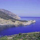 Alonissos, view from the Monastery of the Virgin at Kyra Panagia