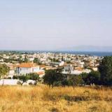 Amarynthos, panoramic view