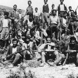 Cretan fighters for the liberation from the Germans