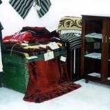 Furniture and traditional textiles