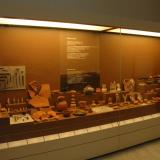 Exhibits from ancient Kierion (Archaeological Museum of Karditsa)