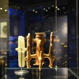 The Museum houses one of the most important collections of Cypriot antiquities worldwide