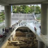 A city under the city: Excavation at the Acropolis Museum
